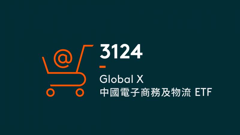 視頻:Global X中國電子商務及物流ETF